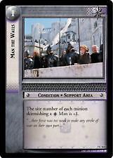 Lord of the Rings CCG Return of the King 7C111 Man the Walls X2 LOTR TCG