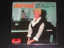 45 tours EP / Colette DEREAL / Je serai la  / 1964