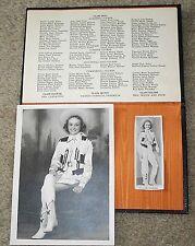 Class of 1942 La Junta Colorado High School Diploma - Lois Elaine Jenkins + pics