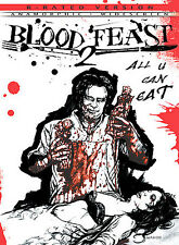 Blood Feast 2: All U Can Eat (DVD, 2003, Edited R-Rated Version)