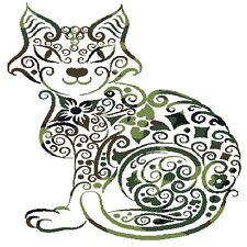 30 Custom Camo Cat Personalized Address Labels
