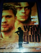 The Way of the Gun DVD 2001 Widescreen
