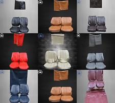 Sitzbezüge für die Vordersitze Mercedes Benz  SL Pagode W113,verschiedene Farben