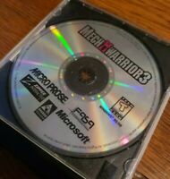 Mech Warrior 3 PC CD-ROM 1999 MicroProse RARE  - Disc Only - Free Shipping