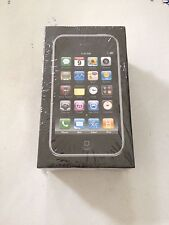 Brand New, Original Apple iPhone 3G 8GB Black AT&T Phone, Factory Sealed! Rare