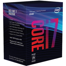 Intel Core i7 8700 3.2GHz Hexa Core LGA1151 CPU