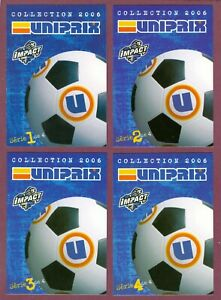 2006 UNIPRIX COLLECTION MONTREAL IMPACT MLS SOCCER CARD SEE LIST