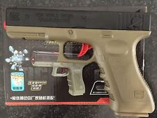 Manual Glock Water Ball Gel Blaster Toy