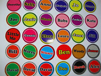 "PETE 12 BOWLS STICKERS 1/""  LAWN BOWLS CROWN GREEN  FLAT GREEN INDOOR BOWLS"