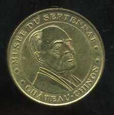 58 CHATEAU-CHINON Musée du Septennat, Mitterrand  2002, Monnaie de Paris
