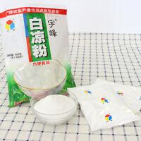Dessert ingredients(宇峰 白凉粉 Dessert Material Konjak Powder)烧仙草-甜品奶茶原料-樱花水信玄饼