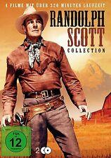 4x RANDOLPH SCOOT Collezione ULTIMO MOHICANI 7. Cavalleria LAWLESS Box DVD