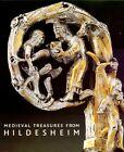Hildesheim Cathedral Medieval Art Romanesque Treasure Manuscripts Relic Crucifix