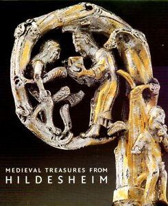 Hildesheim Cathedral Medieval Romanesque Treasure Sculpture Ringelheim Crucifix