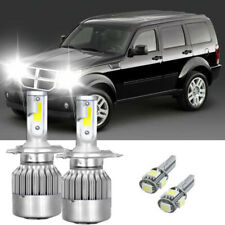 2x Dodge Nitro Genuine Osram Ultra Life Side Light Parking Beam Lamp Bulbs