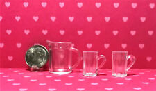 Dollhouse Miniature Kitchen Accessories - 1:6 Scale - Beer Set