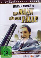 DVD NEU/OVP - Ein Mann für alle Fälle - Die komplette Serie - Harald Juhnke