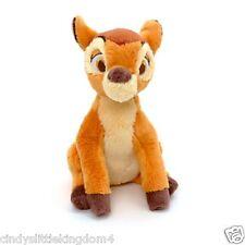 DISNEY Store Bambi piccola MORBIDO PELUCHE BEAN BAG Toy