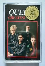 Queen ‎– Greatest Hits. (Cassette Album)