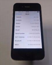 Apple iPhone 4 - 32GB -Black (Verizon) A1349 - Read Below