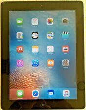 Apple iPad 2 64B, 3G AT&T, 9.7in, Black,  A1396 (GSM), MC773LL/A, lightly used.