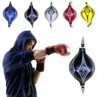 HD_ EP_ Double End MMA Boxing Speed Training Ball Kick Floor To Ceiling Punch Ba