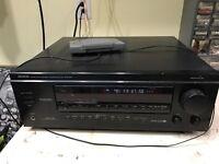 Denon AVR-2400 Multi Input AV Audio Video Surround Sound Home Theater Receiver