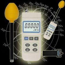 Électrosmog -/Champ Magnétique Mesureur de Champ EMF HF Smog es2