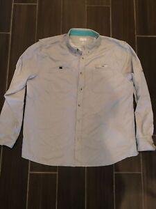 Men's Field & Stream Gray Grey Shirt- size XL