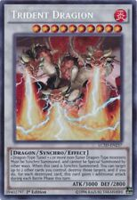 Yugioh Trident Dragion LC5D-EN237 1st Secret Rare Lightly Played Fast Shipping!