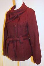 H&M Hip Length Wool Blend Outdoor Coats & Jackets for Women