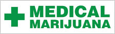 2x4 ft Vinyl Banner Business Sign - MEDICAL MARIJUANA (Cannabis Dispensary) gb