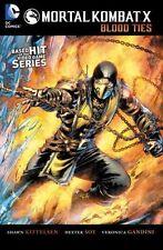 DC COMICS MORTAL KOMBAT X VOL 1 BLOOD TIES TPB TRADE PAPERBACK SCORPION