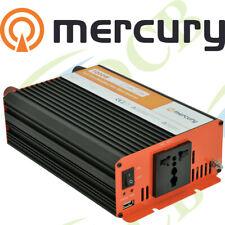 More details for mercury 12vdc 1000w soft start modified sine wave inverters tvs, lighting, fans