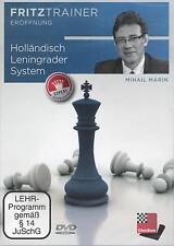 ChessBase: Marin - Holländisch Leningrader System - Schach NEU OVP !