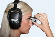 Pinch Free Eye Ear Safety System earmuffs ear safety glasses eyewear protection