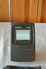 """Citizen ST555-IB 2"""" LCD Television"""