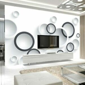 Art Deco Wallpapers Living Room For Walls Covering Wallpaper For Bedroom 4D PVC