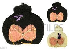 Gorras y sombreros de mujer boinas color principal negro
