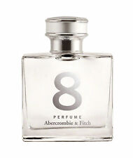 A&F Abercrombie & Fitch 8 Women Perfume 1.7 oz / 50ml New in Box Sealed (BK43