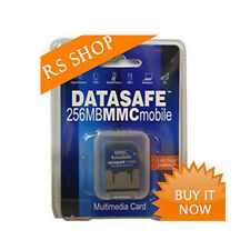 New DataSafe (2129) 256 MB MultiMedia Card