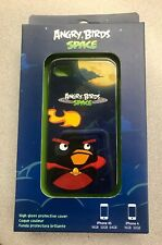 Angry Birds Space IPhone 4 and 4s Case New BLACK BIRD