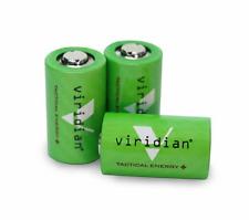 Viridian CR2 3v Lithium Batteries 3 Pack FREE SHIPPING
