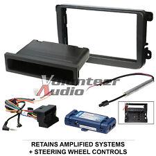 Vw Car Stereo Radio Kit Dash Installation Mounting Trim Bezel Wiring Harness Swc