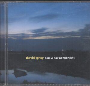 DAVID GRAY - New Day at Midnight CD VGC