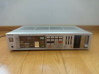 Technics SA-350 Stereo Synthesizer Receiver 1984 Made in Japan