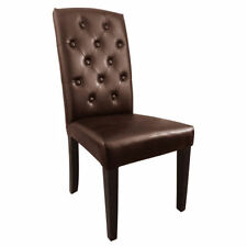 Unbranded Leather Contemporary Chairs with 1 Pieces