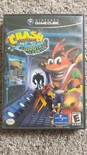 Crash Bandicoot The Wrath of Cortex [Nintendo GameCube 2002] game wii COMPLETE