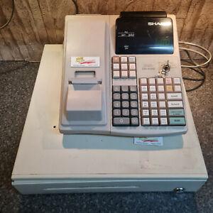 Caja Registradora SHARP ER-A160 Electrónico Cash Registro