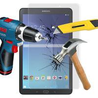 2 Films Verre Trempe Protecteur Protection Samsung Galaxy Tab E 9.6 T560 T561